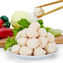 潮汕特产虾丸 清蒸深海虾滑火锅食材500g/包