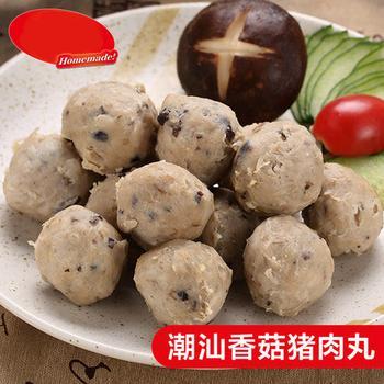 潮汕正宗香菇贡丸500g